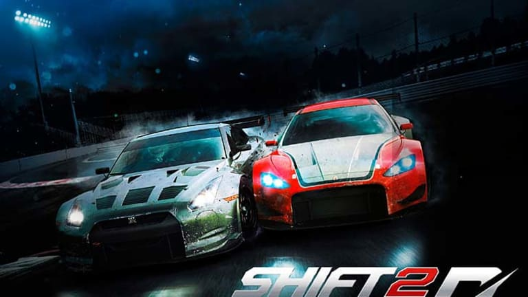 An image being used to promote Shift 2: Unleashed.