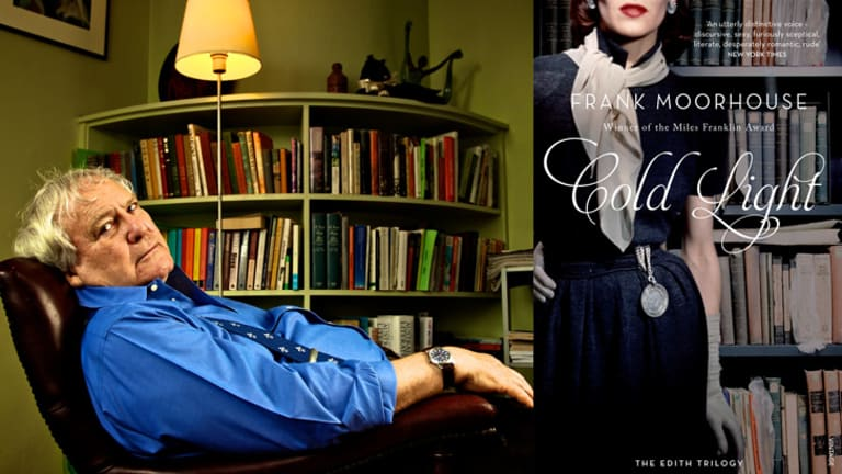 Frank Moorhouse won the Fiction Book Award for <i>Cold Light</i>.