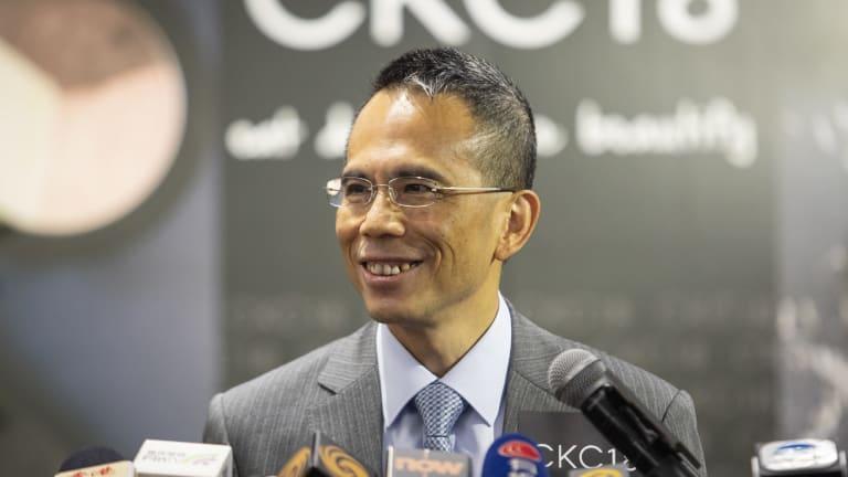 Victor Li may yet prove as shrewd as his father Li Ka-shing.