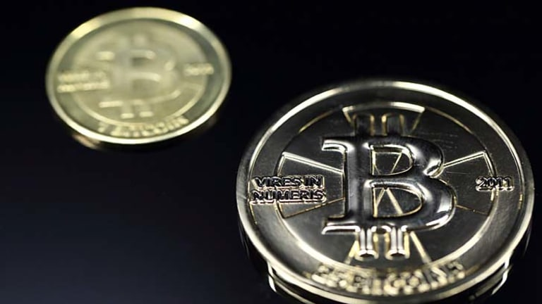 Currrency for crooks: Bitcoins.