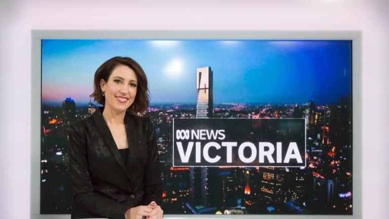 ABC newsreader Tamara Oudyn 'thoroughly deserves the prime newsreader position'.