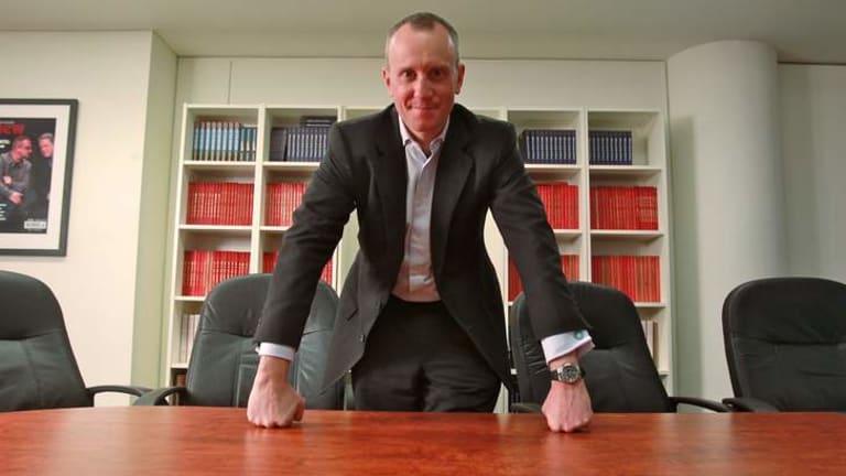 John Roskam of the Institute of Public Affairs.