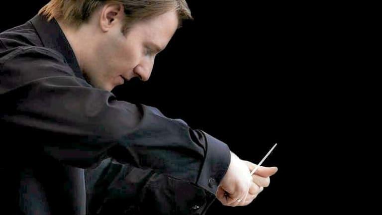 Conductor Benjamin Northey.