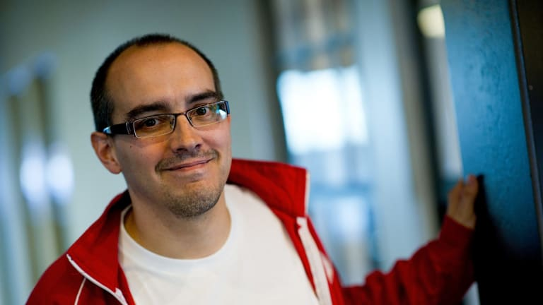 Dave McClure, founding partner at 500 Startups.