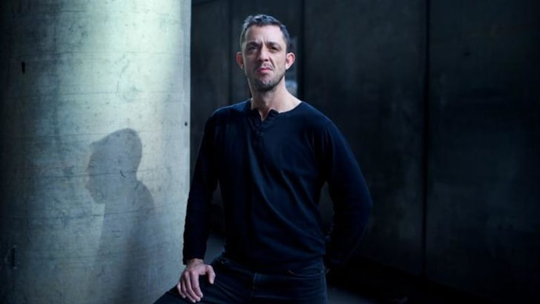 Angus Cerini has won the Griffin Award for his play The Bleeding Tree.