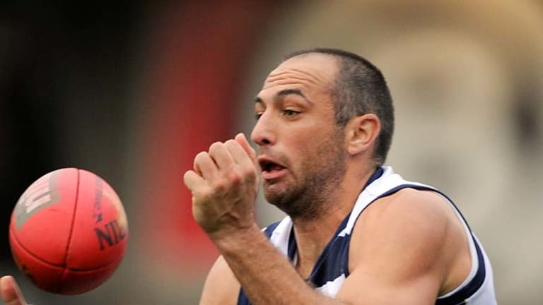 James Podsiadly is second to Travis Cloke for contested marks in 2011.