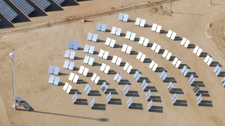 Solar energy costs are falling faster than predicted.