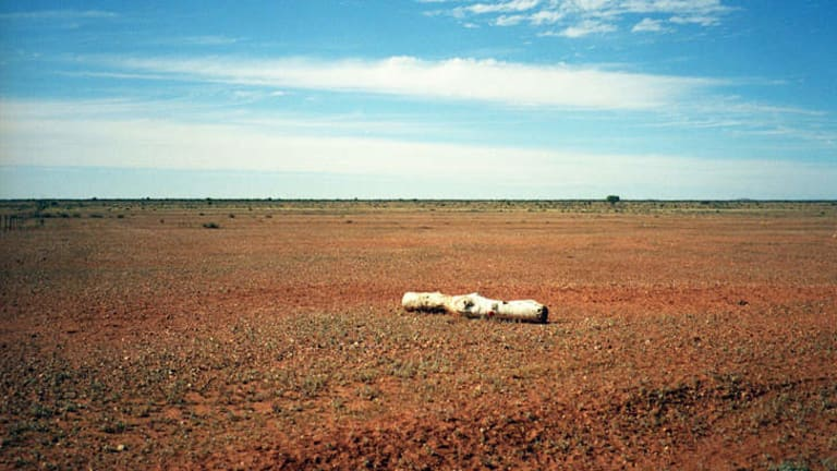 Shifting patterns mean dry areas will become more dry, the study shows.