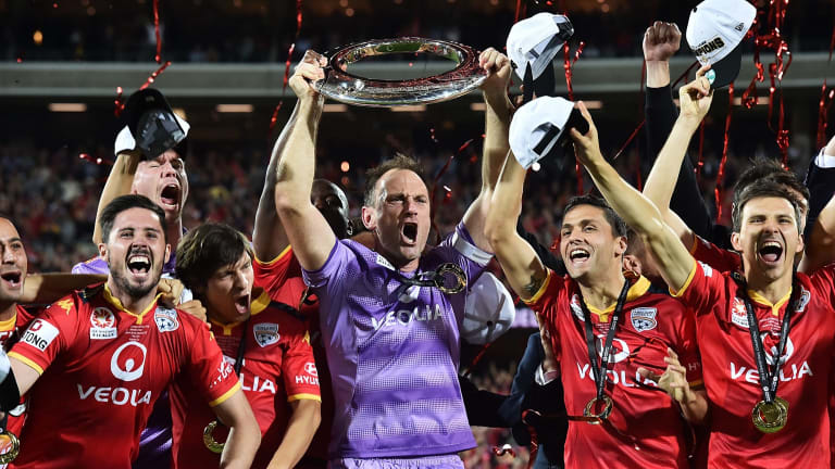 Reigning A-League champions Adelaide United will play the Central Coast Mariners in one of two Mariners games set for Canberra next season.