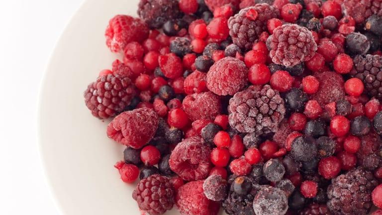 Creative Gourmet frozen berries were recalled in 2015 following a hepatitis A outbreak.