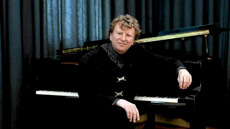 Piers Lane finds resonance in the work of Beethoven that reminds him of teacher Nancy  Weir.