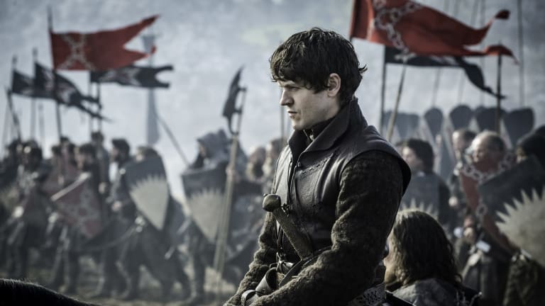 Ramsay Bolton and forces square off with fellow bastard Jon Snow