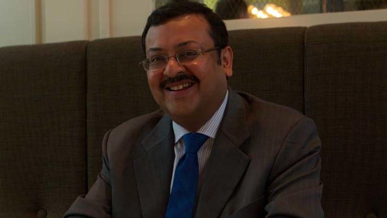 """""""I'm a moderate Jain"""" ... Indian businessman Nitish Jain."""