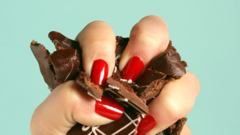 how to avoid chocolate cravings