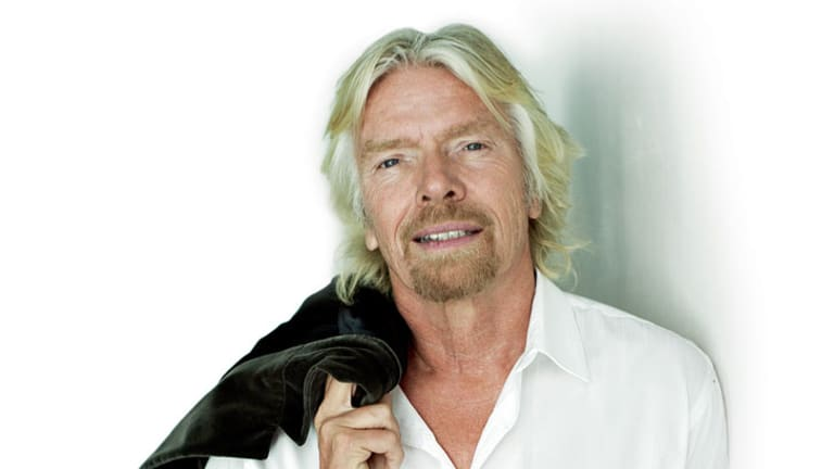 Richard Branson: the king of difficult decisions.