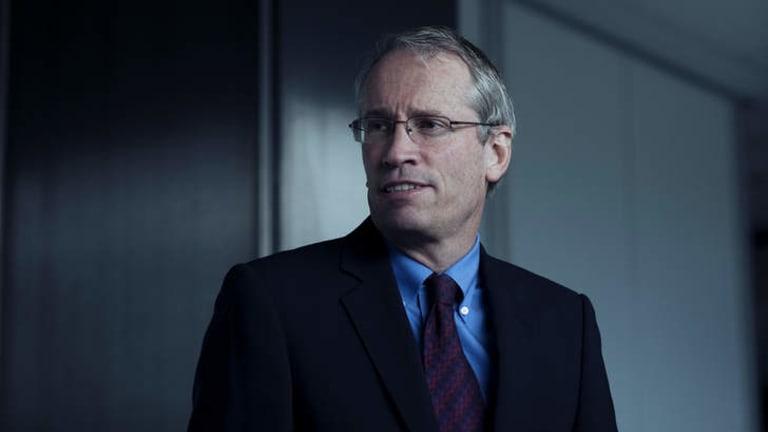 University of Melbourne law professor Ian Ramsay.
