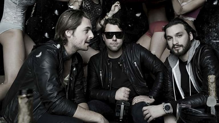 World music ... Swedish House Mafia.