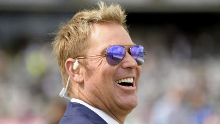 Former cricketer and media personality Shane Warne has revealed an interest in fine art this week.