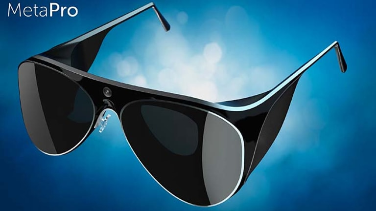 What Meta eventually wants their glasses to look like - something similar to Ray-Bans.