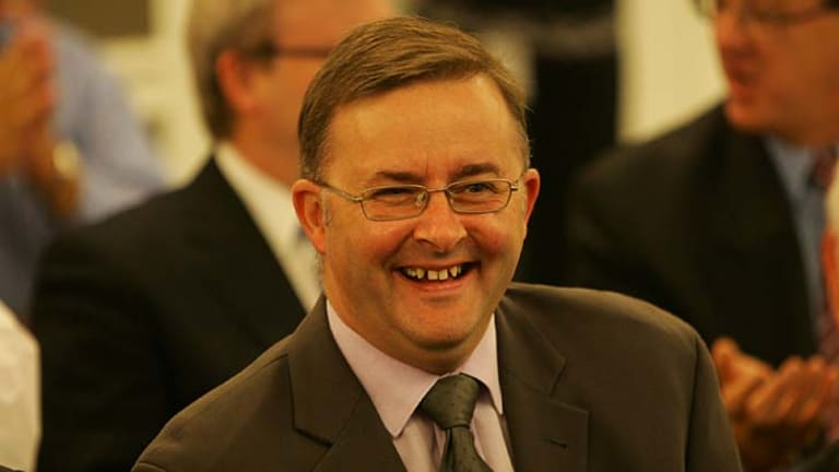Former student: Anthony Albanese.