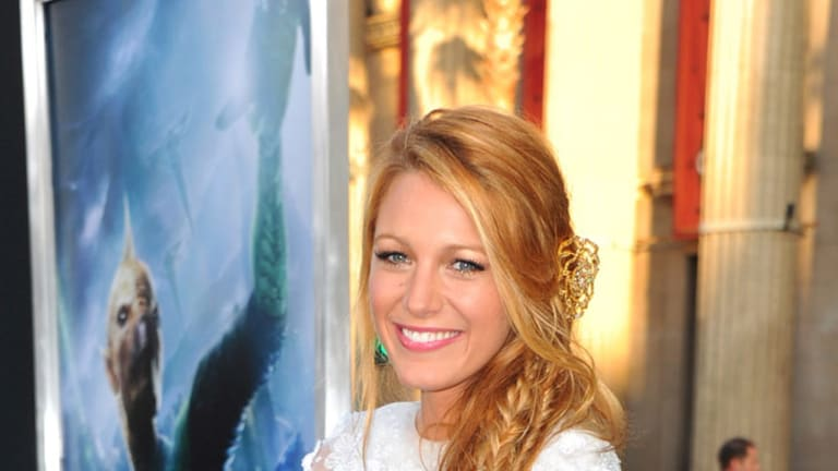 No drama ... Blake Lively moves on quickly.