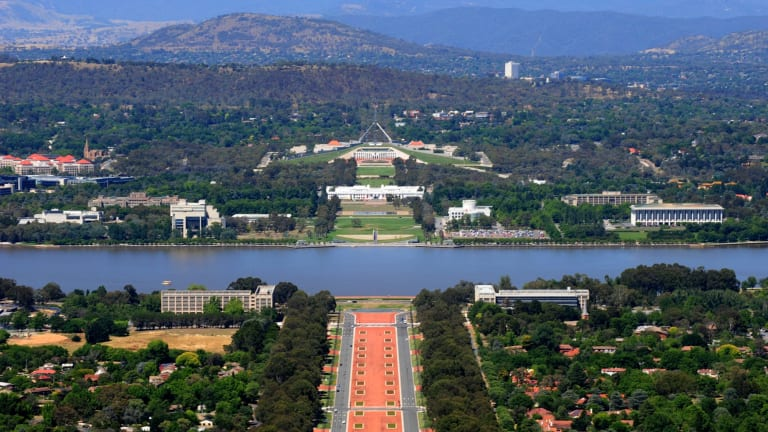 Canberra is a public services city that has the potential to flourish.