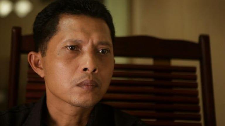 Adi Rukun's brother was killed in the Indonesian anti-communist purge.