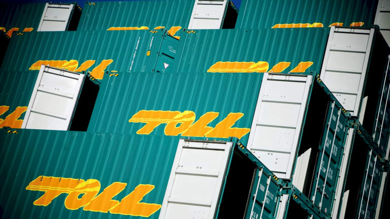 """""""Restructuring and cost improvement initiatives together with new contract wins more than offset the generally challenging market conditions experienced during the year,"""" Toll said."""