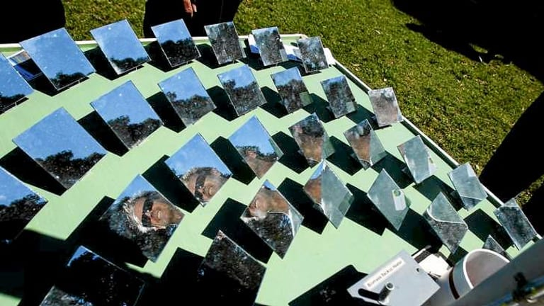 Innovative solar projects were among those hoping to tap CEFC funding.