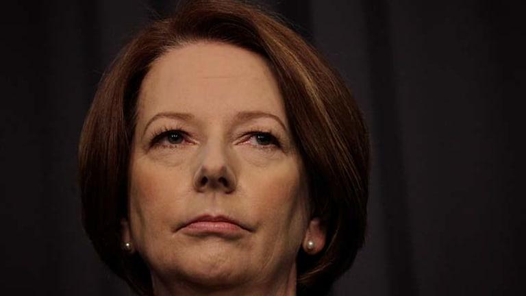 Julia Gillard ... facing new questions.