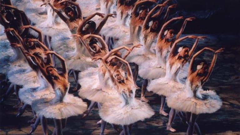 Swan Lake 4 by ABT