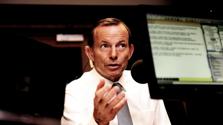 Prime Minister Tony Abbott refused to say whether he condoned the idea of Australia paying people smugglers to turn boats around.