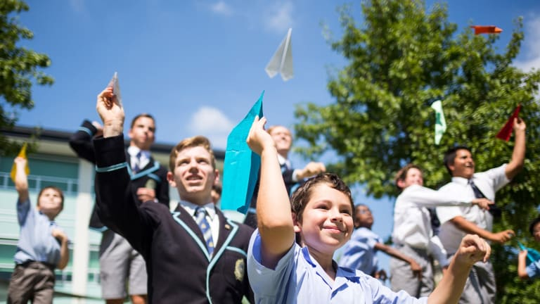 Camberwell Grammar School aims to provide students with a well-rounded education in the classroom and beyond.