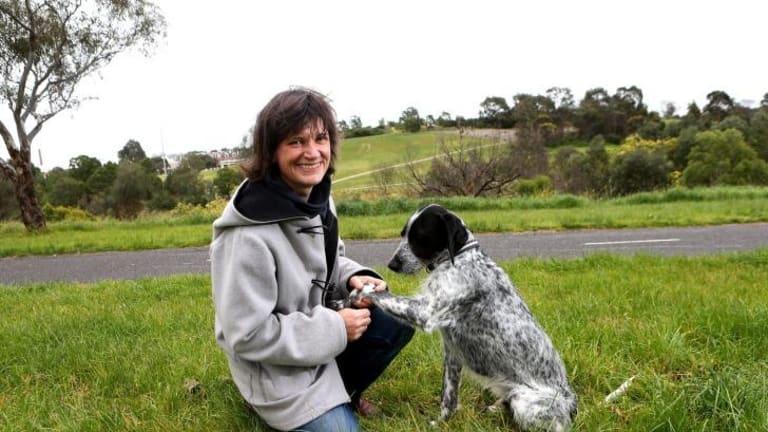Author Sonya Hartnett.