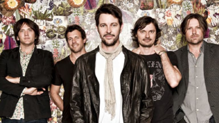 Splitting up ... Aussie rock icons Powderfinger.