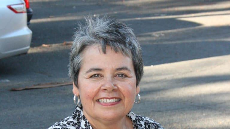Arch deacon Karen Kime.