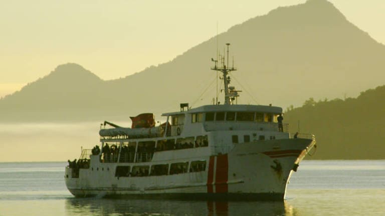 The Rabaul Queen was 'routinely overloaded'.