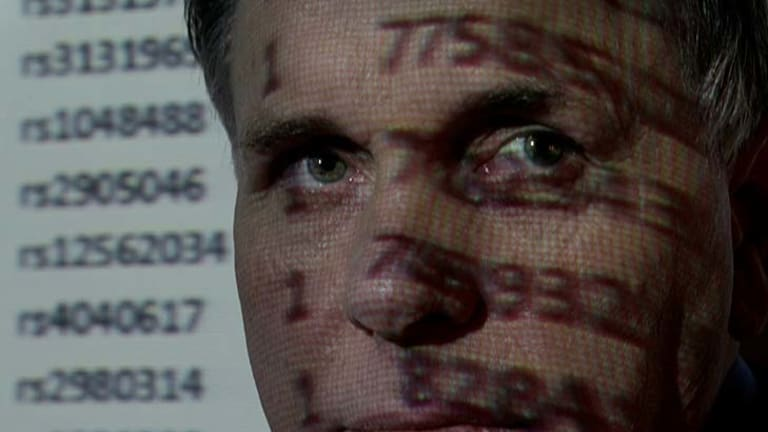 Face it: Professor Barry Marshall says the genome will soon be part and parcel of everyday life.