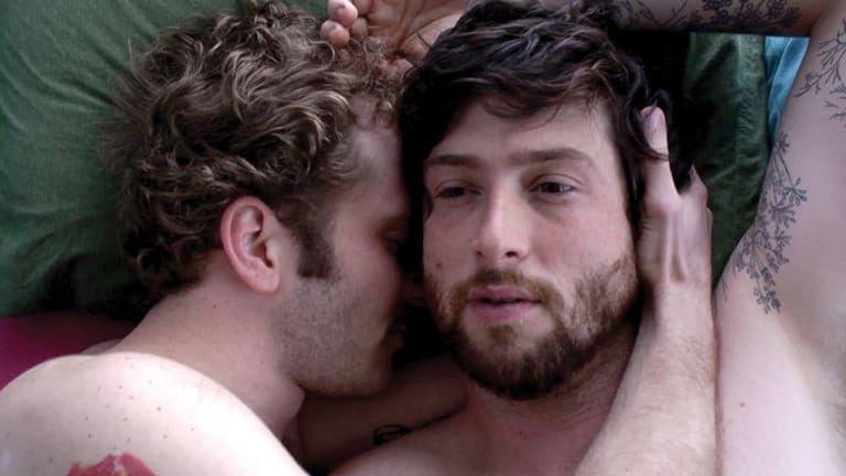 Too sexually explicit: Gay film <i>I Want Your Love</i> has been banned from screening at film festivals in Australia by the Classification Board.