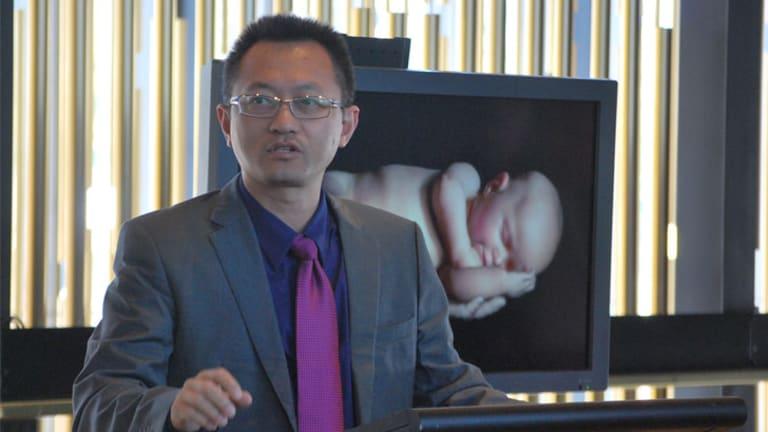Shanghai Hippo Animation Design Company founder and CEO Kerr Xu