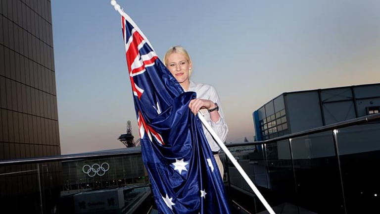 Lauren Jackson ... thought she was in trouble when Nick Green called her into his office.