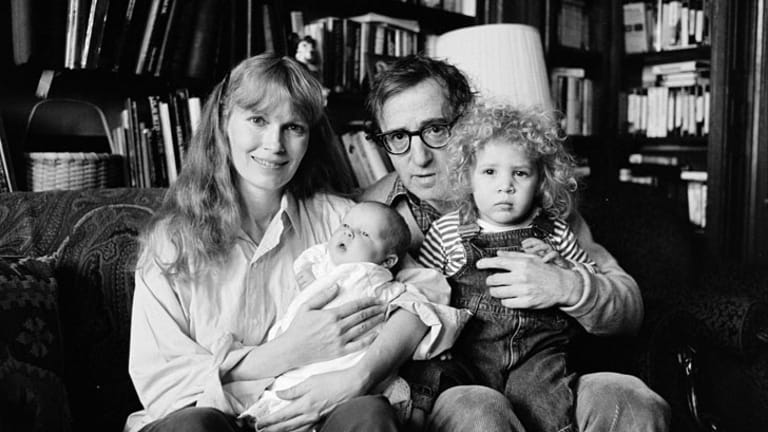 Woody Allen hits back at 'disgraceful' sex abuse claims by Dylan Farrow