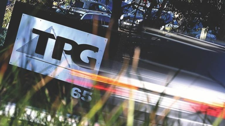 The purchase by TPG will be completed in February.