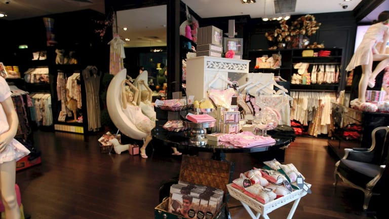 Products in the Peter Alexander store=