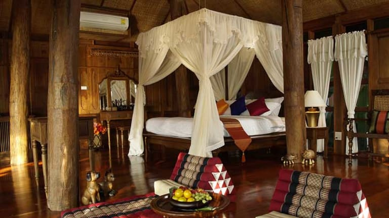 The Cabin Chiang Mai claims to be the Betty Ford Centre of Southeast Asia. Photo supplied.