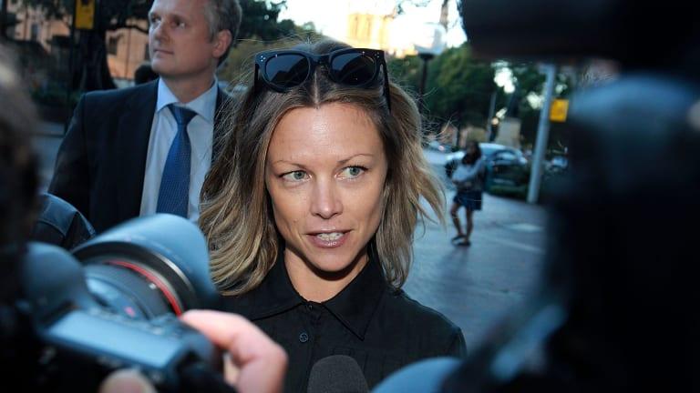 Gina Rinehart's estranged daughter, Bianca on behalf of her siblings, owns 24 per cent of Hancock Prospecting.