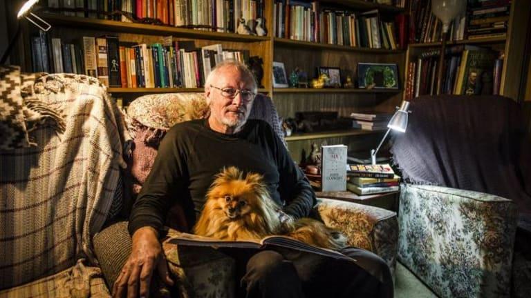 Author John Clanchy.