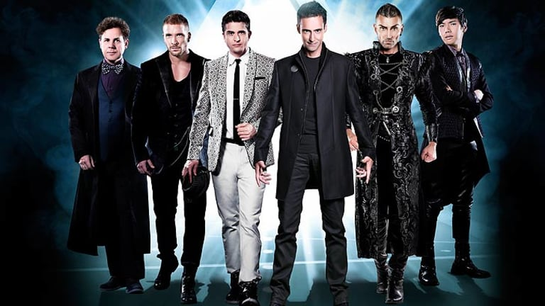 The Illusionists 2.0 plays at the Concert Hall QPAC until January 27.