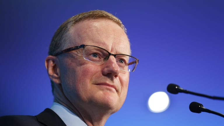 RBA governor Philip Lowe: the RBA warned there could be negative impacts from President Donald Trump's trade and immigration policies.
