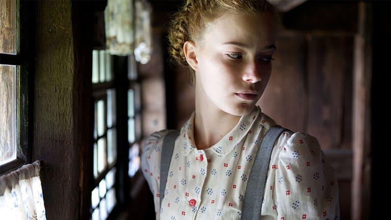 Saskia Rosendahl in Cate Shortland's <i>Lore</i>.
